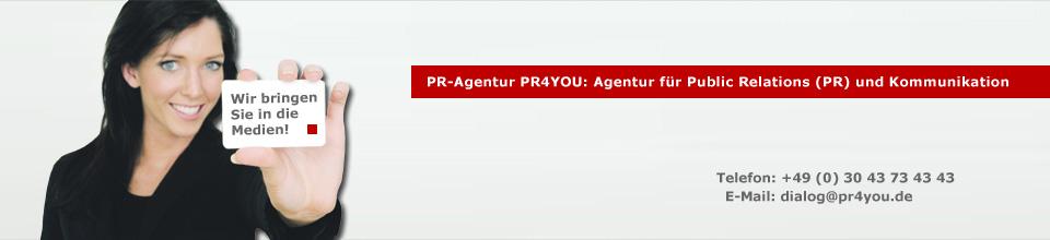 PR Agentur PR4YOU