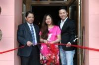 Presse-Event: Pre-Opening-Event: Feierliche Eröffnung des vietnamesischen Restaurants Anjoy im Prenzlauer Berg in Berlin mit prominenten Gästen