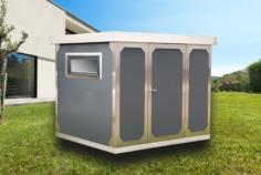 Outdoor Küche Cube Fx : Cube fx gmbh gartenhaus hühnerstall aus metall edelstahl